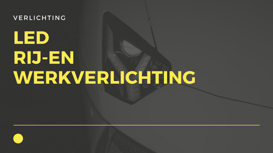 led verlichting bij voertuigen lamborghini