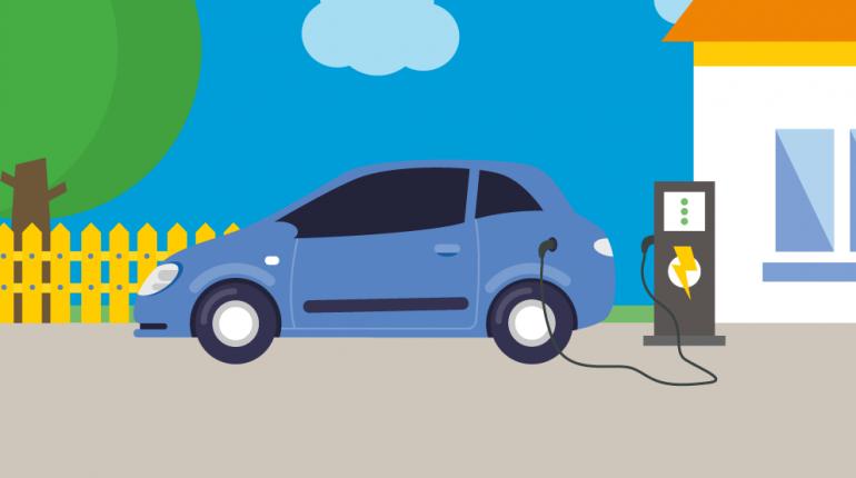 Elektrisch-rijden